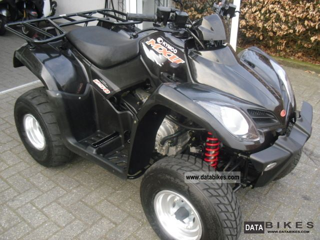 2012 Kymco  MXU 250 Motorcycle Quad photo