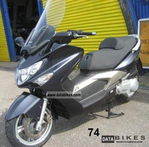 2006 Kymco  Xciting 250i New inspection Motorcycle Scooter photo