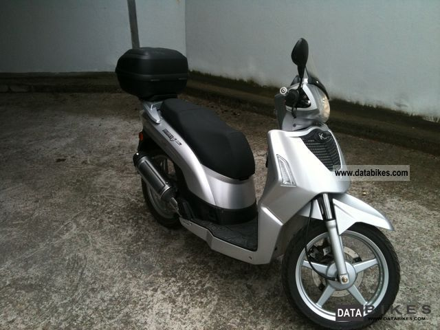 2007 Kymco  50 s people Motorcycle Scooter photo