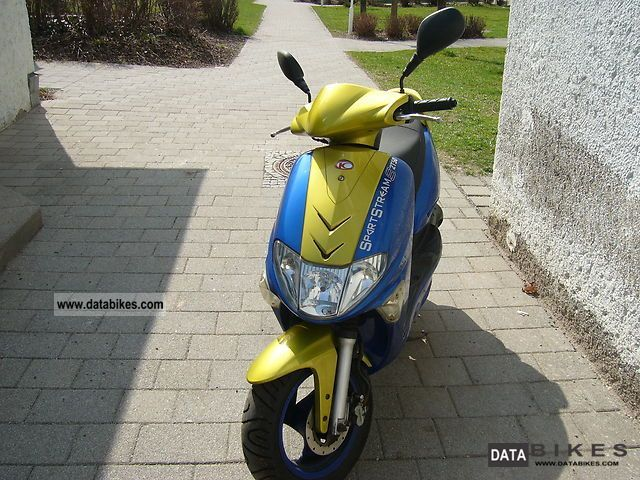 Kymco  Vitality 50 2T 2006 Scooter photo