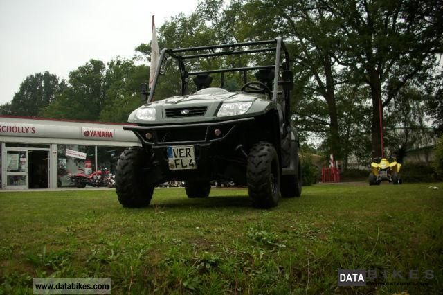 Kymco  UXV 500, Side by Side, NEW, financing mgl. 2011 Quad photo