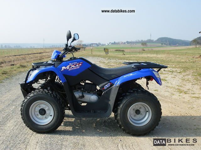 2010 Kymco  A1 Motorcycle Quad photo