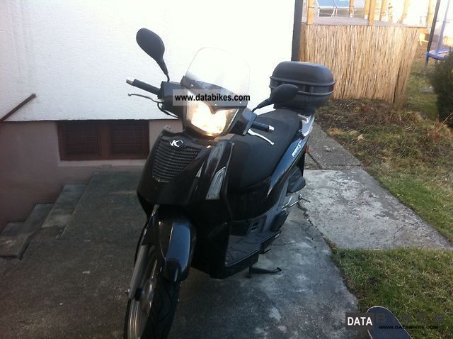 Kymco  People S50 2009 Scooter photo
