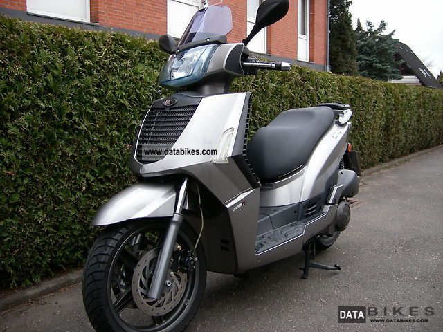 2009 Kymco  People 300 I Motorcycle Scooter photo