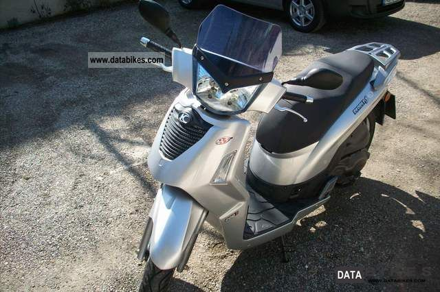 2009 Kymco  200 poeple Motorcycle Scooter photo