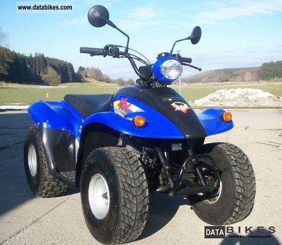 2006 Kymco  He MX 150, 1.Hand! HU NEW! Motorcycle Quad photo