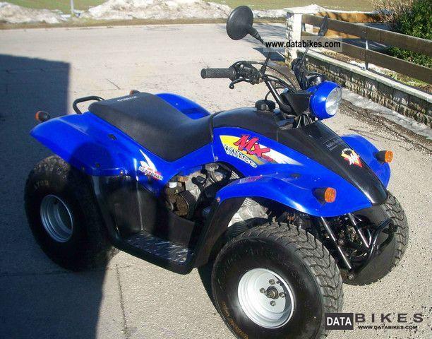 2006 Gorilla HS150S