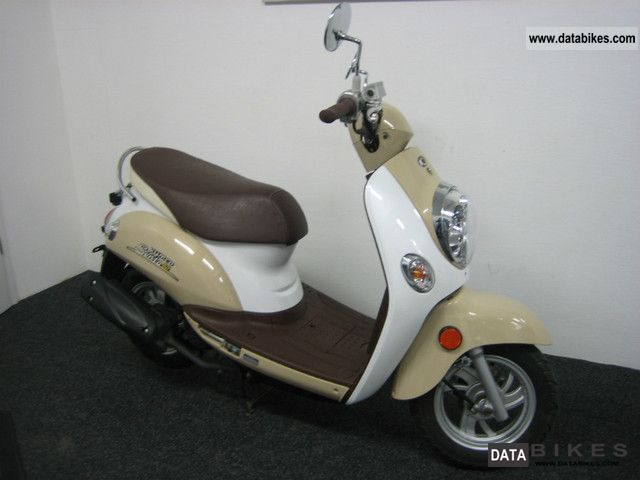 Kymco  Sento 50 2011 Scooter photo
