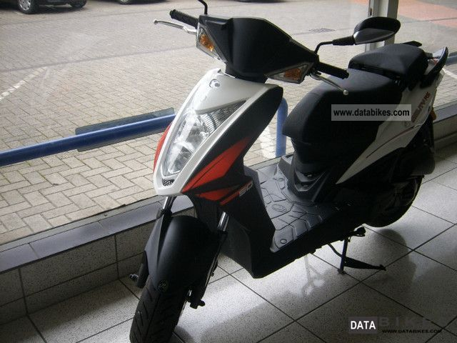 Kymco  CK50QT-5 2011 Scooter photo
