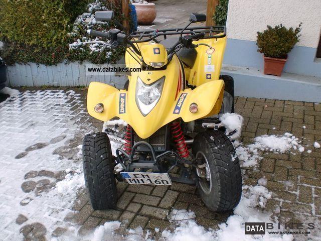 2005 Kymco  KXR Motorcycle Quad photo