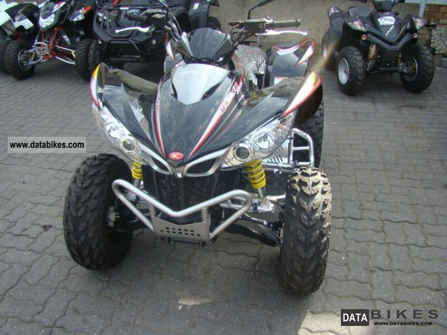 2011 Kymco  Maxer 450i Motorcycle Quad photo