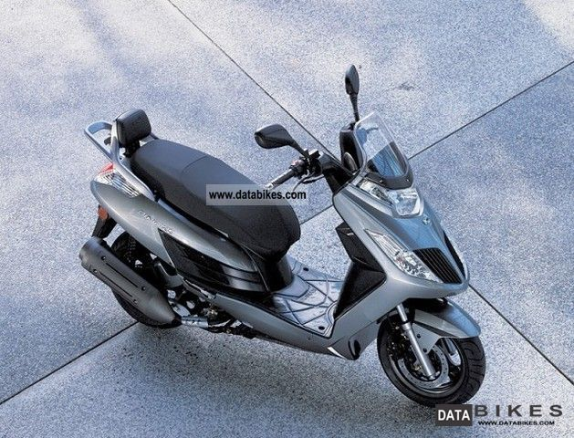 Kymco  New Dink 50 4T 2011 Scooter photo