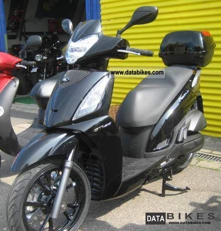 Kymco  People S 125 GT i 2011 Scooter photo