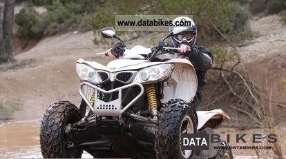 2010 Kymco  Maxxer 450 fvat, nowy, gwaranc, homologues Motorcycle Quad photo