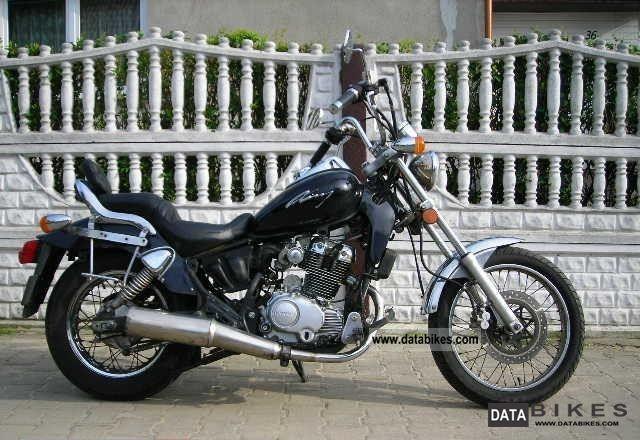 2001 Kymco  Zing Z Niemiec, STAN BOB! Motorcycle Chopper/Cruiser photo