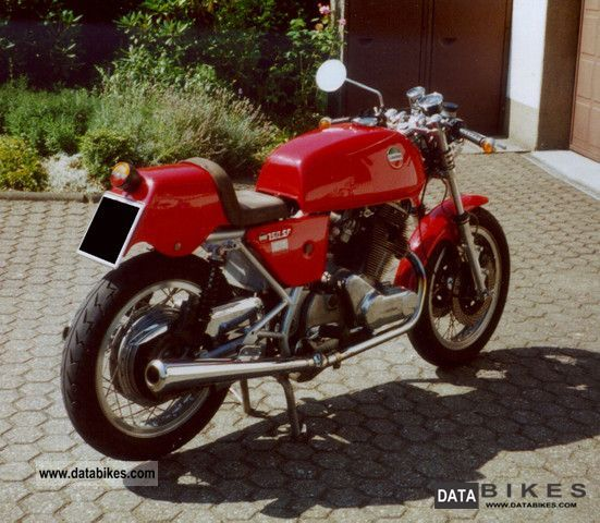 Laverda  SF 750 1974 Vintage, Classic and Old Bikes photo