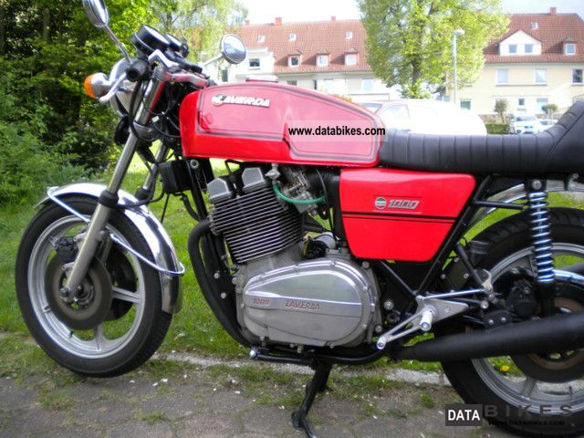 Laverda  1000/1 180 degrees 1977 Vintage, Classic and Old Bikes photo
