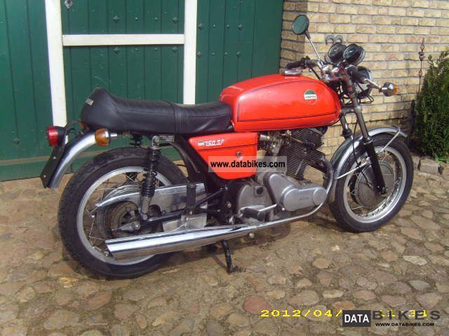 Laverda  750 VINTAGE 1971 Vintage, Classic and Old Bikes photo