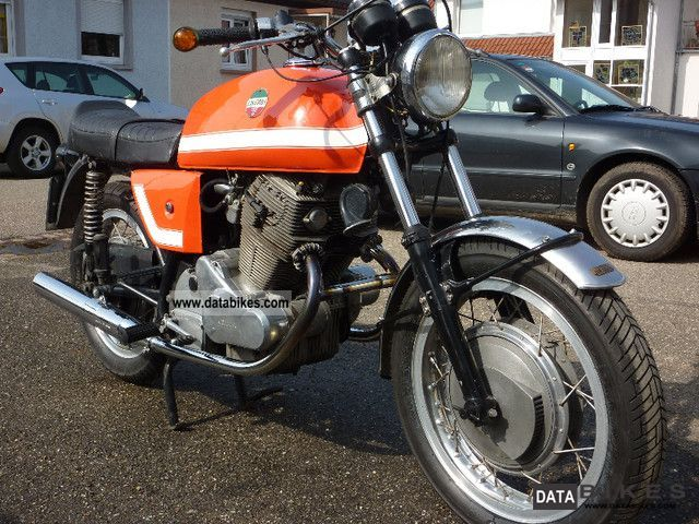Laverda  SF 750 1971 Vintage, Classic and Old Bikes photo