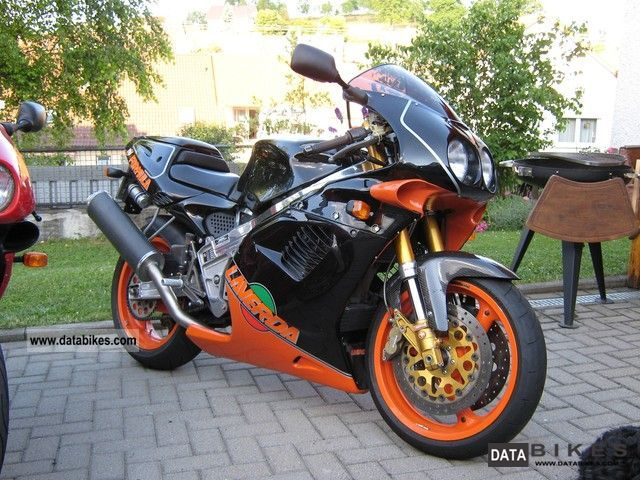 2000 Laverda  750 S Formula Motorcycle Sports/Super Sports Bike photo