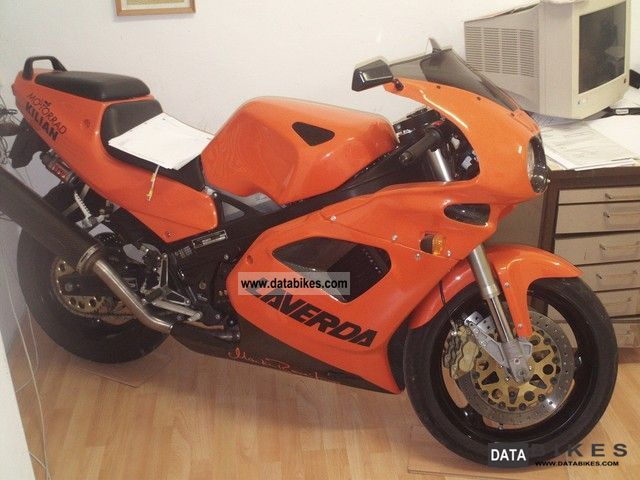 1998 Laverda  650 Sport Carbon Edition (Special Edition) Motorcycle Sports/Super Sports Bike photo