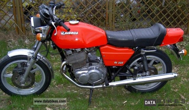 Laverda  500 1979 Vintage, Classic and Old Bikes photo