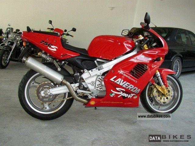 2004 Laverda  750 S Motorcycle Sports/Super Sports Bike photo