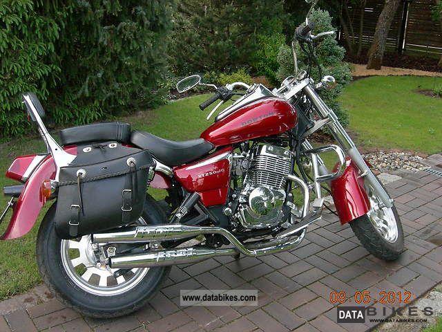 2008 Lifan  LF 250 / XT 250 Dorton Motorcycle Chopper/Cruiser photo