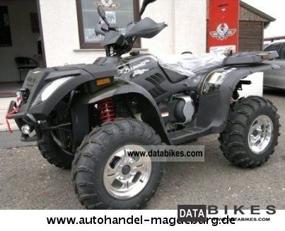 2011 Linhai  Quad ATV 420 4x4 CARRIER, WHEEL, LOF, NOW, NEW! Motorcycle Quad photo