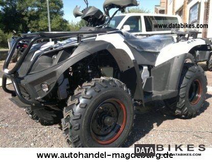 Linhai  Quad ATV 310 4x2, CVT AUTO., KARDAN, NOW NOW 2011 Quad photo