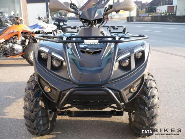 2011 Linhai  420 4x4 with a 24 month warranty \ Motorcycle Quad photo
