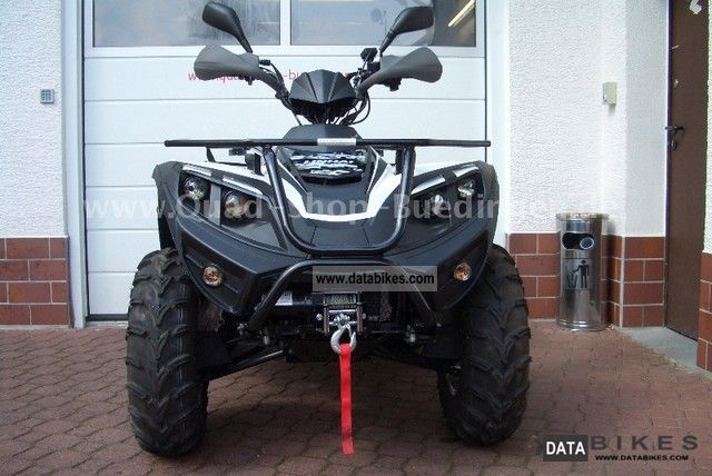 2011 Linhai  ATV 420 4x2 / 4x4 Motorcycle Quad photo