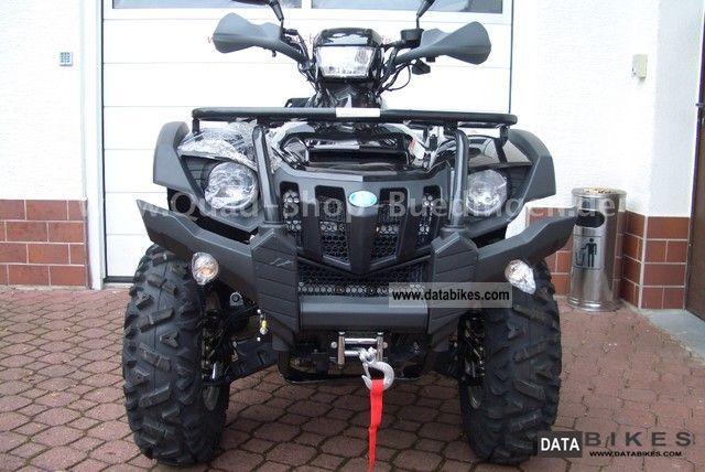 2011 Linhai  600 EFI 4x4 ATV Motorcycle Quad photo