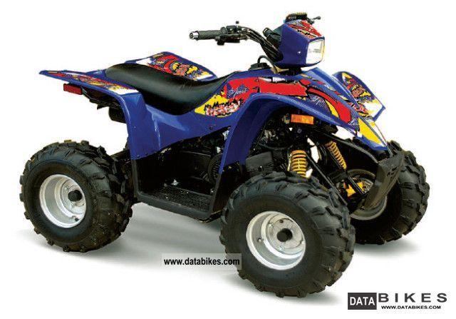 2011 Linhai  ATV KID 80/150 CE Quad children Motorcycle Quad photo