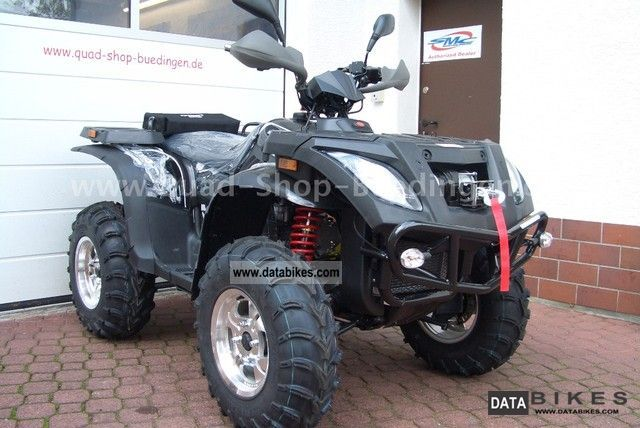 2011 Linhai  Carrier 420 IRS 4x4 LOF Motorcycle Quad photo