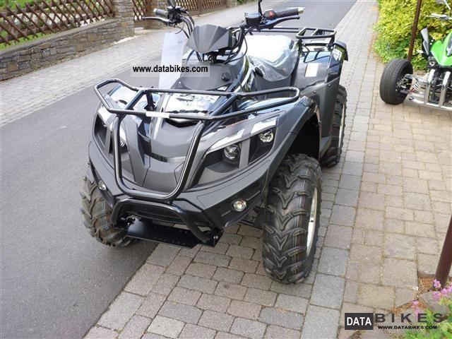 2011 Linhai  ATV 420 4X4 VKP / LoF Motorcycle Quad photo