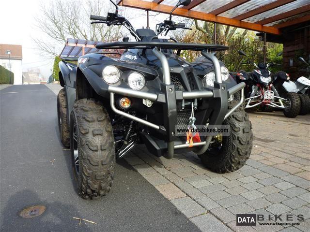 2011 Linhai ATV 320 4X4 Carrier 1maliger retail price