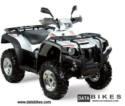 2011 Linhai  600 EFI 4x4 VKP / LOF Motorcycle Quad photo