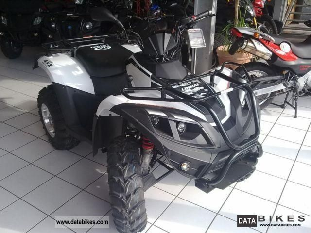2011 Linhai  420 4x2 ATV Motorcycle Quad photo
