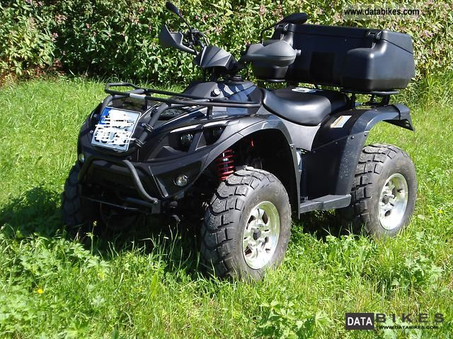 2011 Linhai  420 4X4 Motorcycle Quad photo