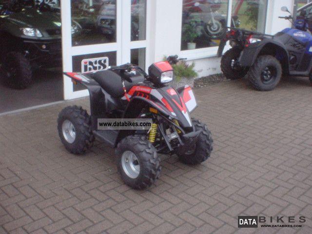 2011 Linhai  80 4x2 ATV Motorcycle Quad photo