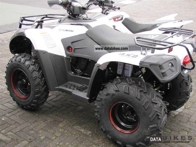2011 Linhai  ATV LH310 4x2 / 2 years warranty Motorcycle Quad photo