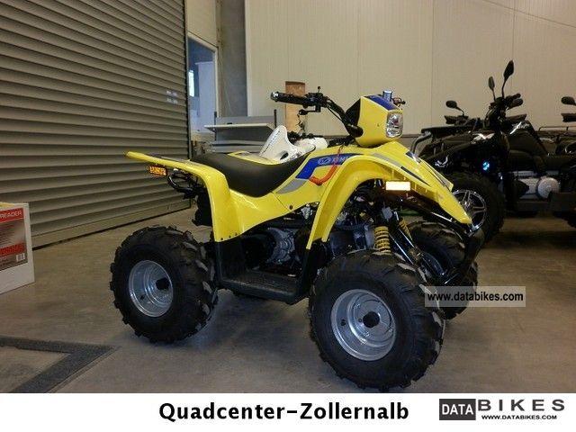 2011 Linhai  80 CE Motorcycle Quad photo