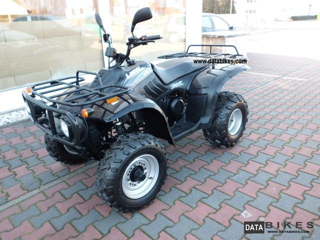 2011 Linhai  Muddy ATV 260 Motorcycle Quad photo