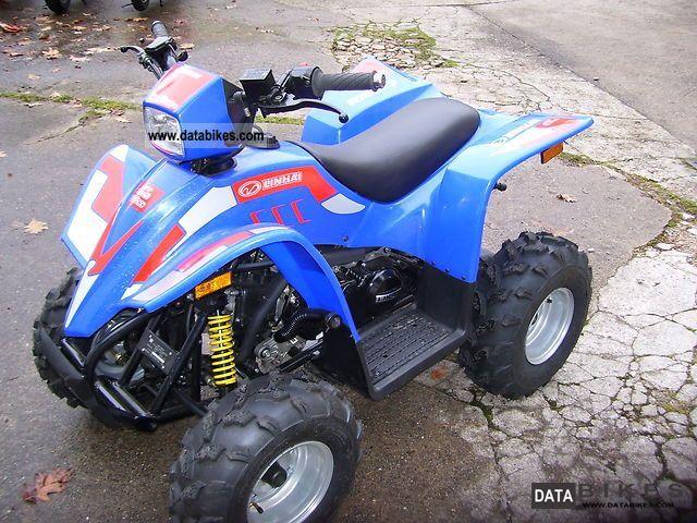 2011 Linhai  ATV Quad 80 children Motorcycle Quad photo