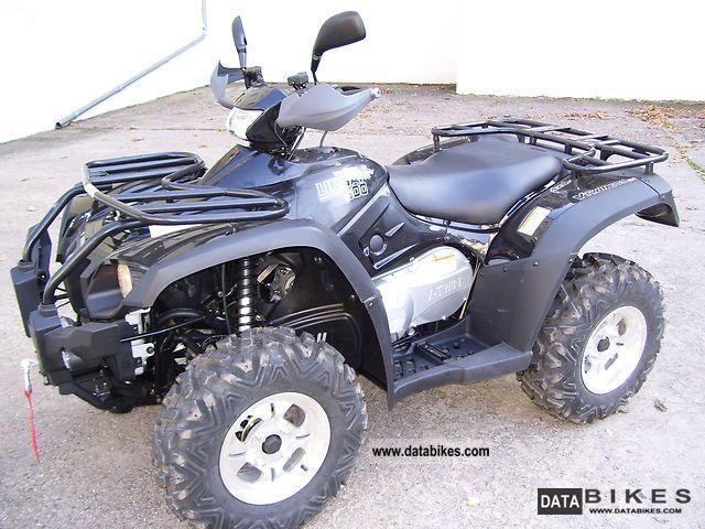 2012 Linhai  ATV 600 EFI 4x4 LoF Motorcycle Quad photo