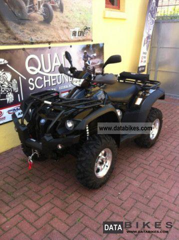 2011 Linhai  ATV 600 EFI 4x4 LOF Motorcycle Quad photo