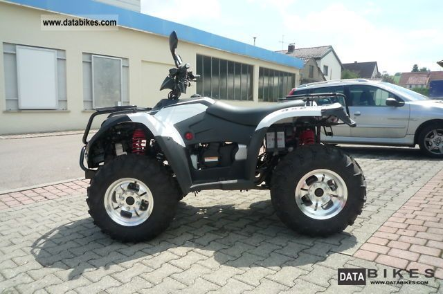 2012 Linhai  420 4X2 Motorcycle Quad photo