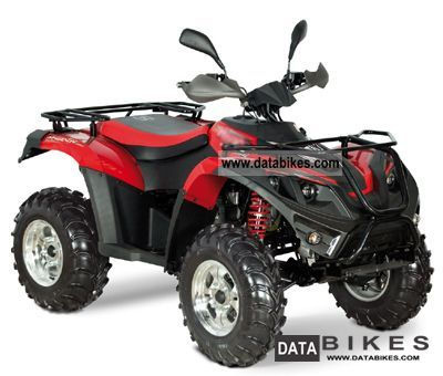 2011 Linhai  420 2x4 4x4 free delivery in Germany Motorcycle Quad photo