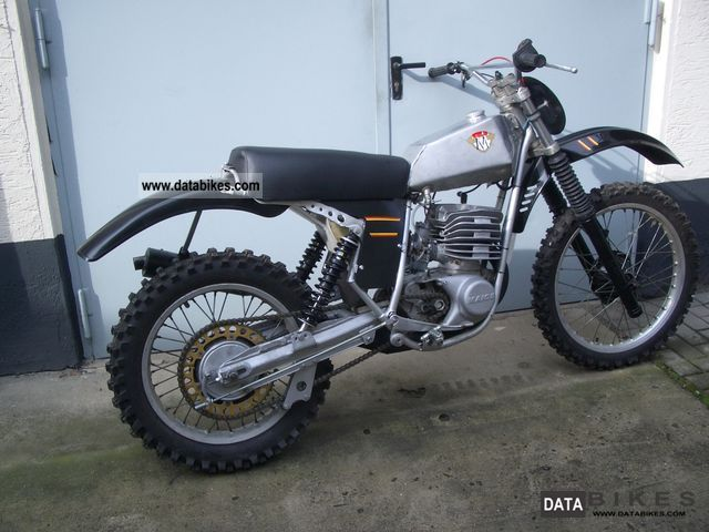 1973 Maico  MC 400 1973 Motorcycle Rally/Cross photo